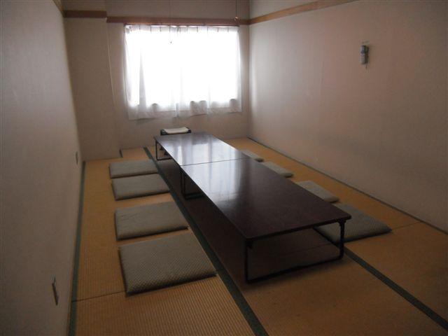 第2式場控室(9畳)